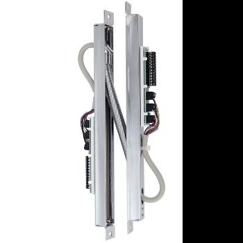 FM1560 - Maat S kort - verwijderbare kabelovergang - 2 zijde stekker met 2 x 6 afneembare schroefklemmen