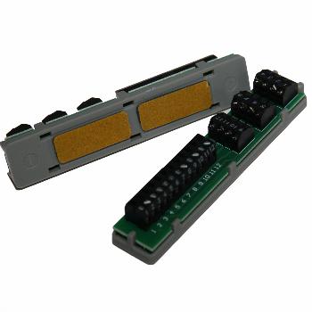FM1500 - losse instalatie printplaat voor het koppelen van 2 kabels